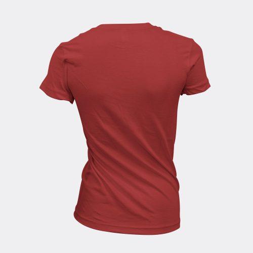Afro Diva t-shirt back