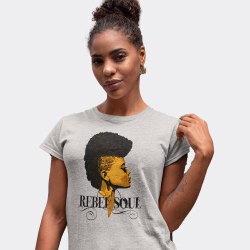 Rebel Soul t-shirt
