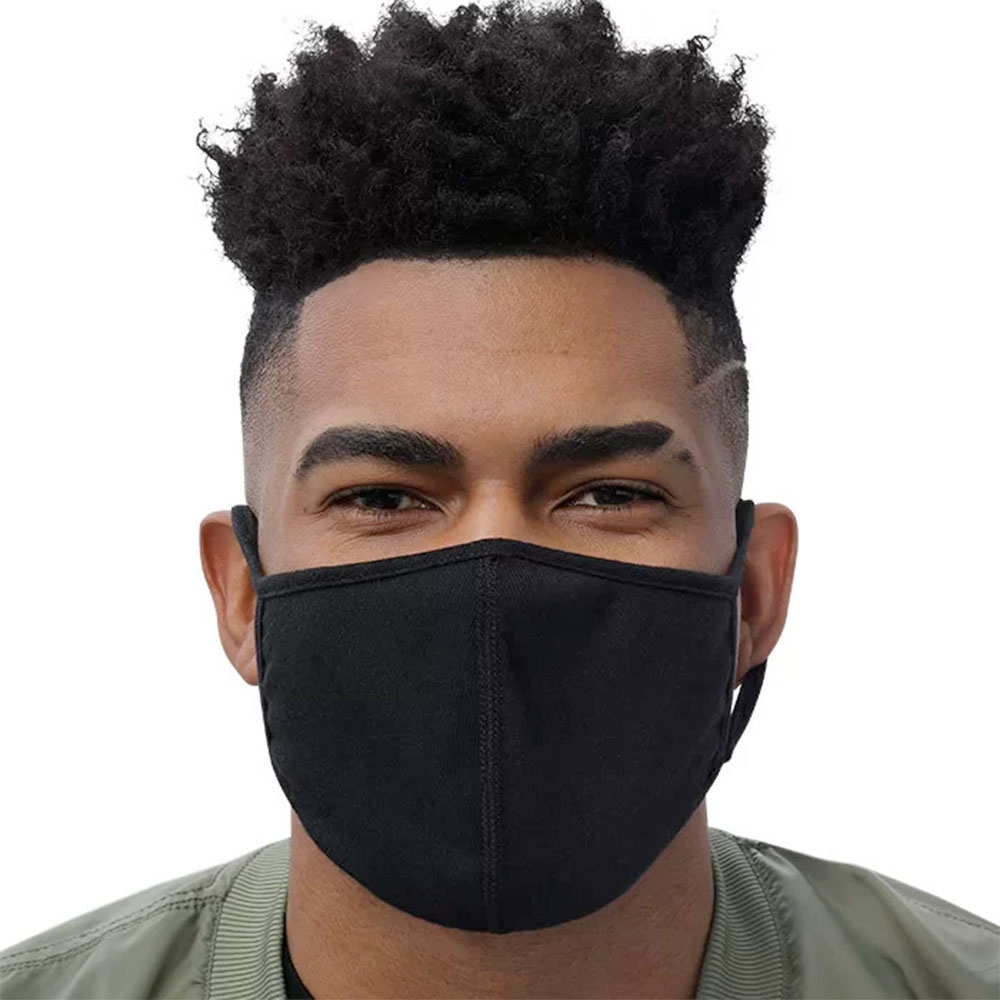 face mask fitted