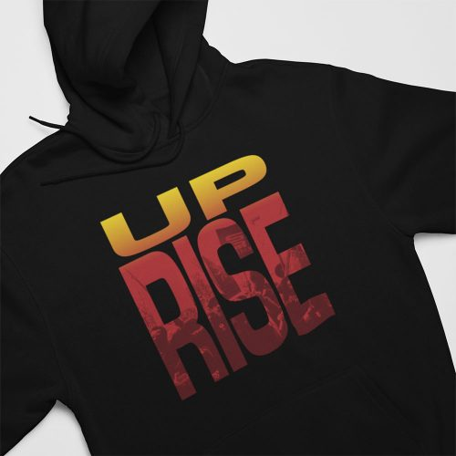 rise up hoody